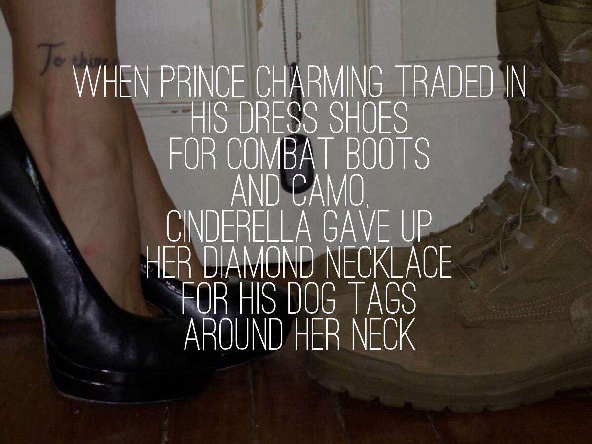 I love my boyfriend. My sailor ⚓️ his boots her heels