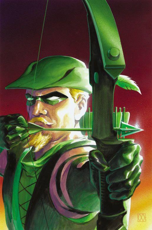 Green Arrow Vol1 Quiver Hc Green Arrow Green Arrow Arrow Comics