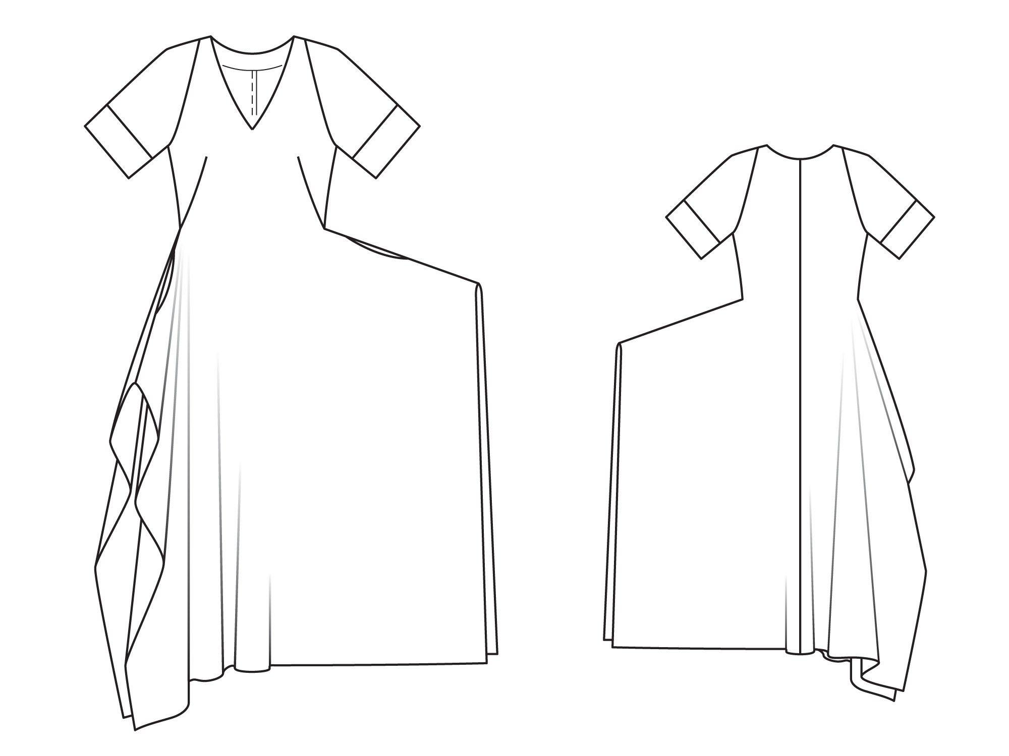 Tunic Sewing Patterns Diy | Wiring Diagram Database