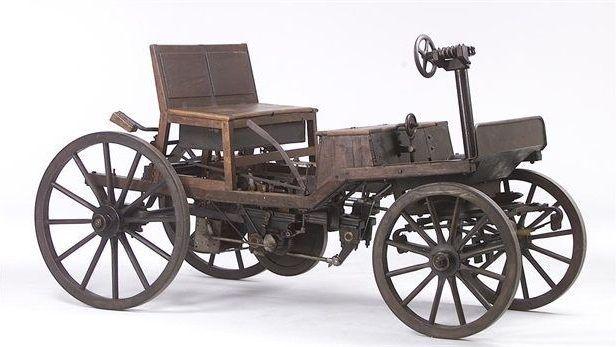 سيغفريد ماركوس صامويل مخترع السيارة Antique Cars Great Inventions