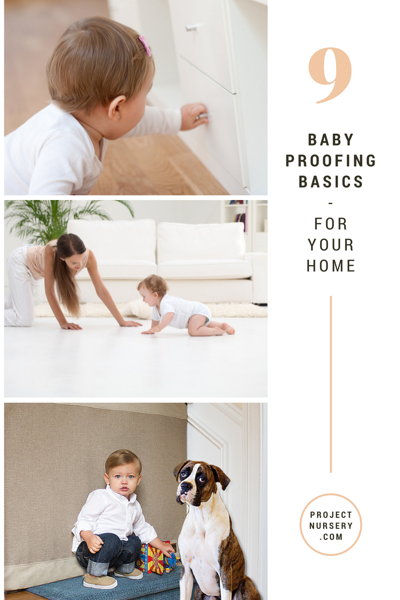 9 Baby Proofing Ideas - get your home ready for baby! | Baby Gear ...