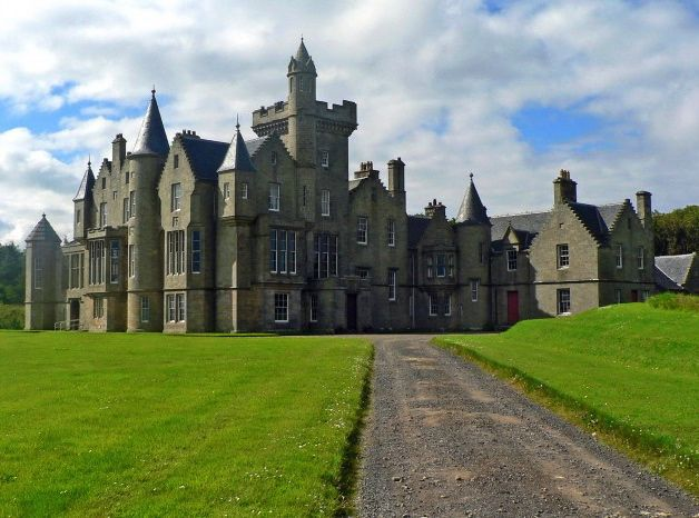 Best Scottish Castle Hotels In Scotland Balfour
