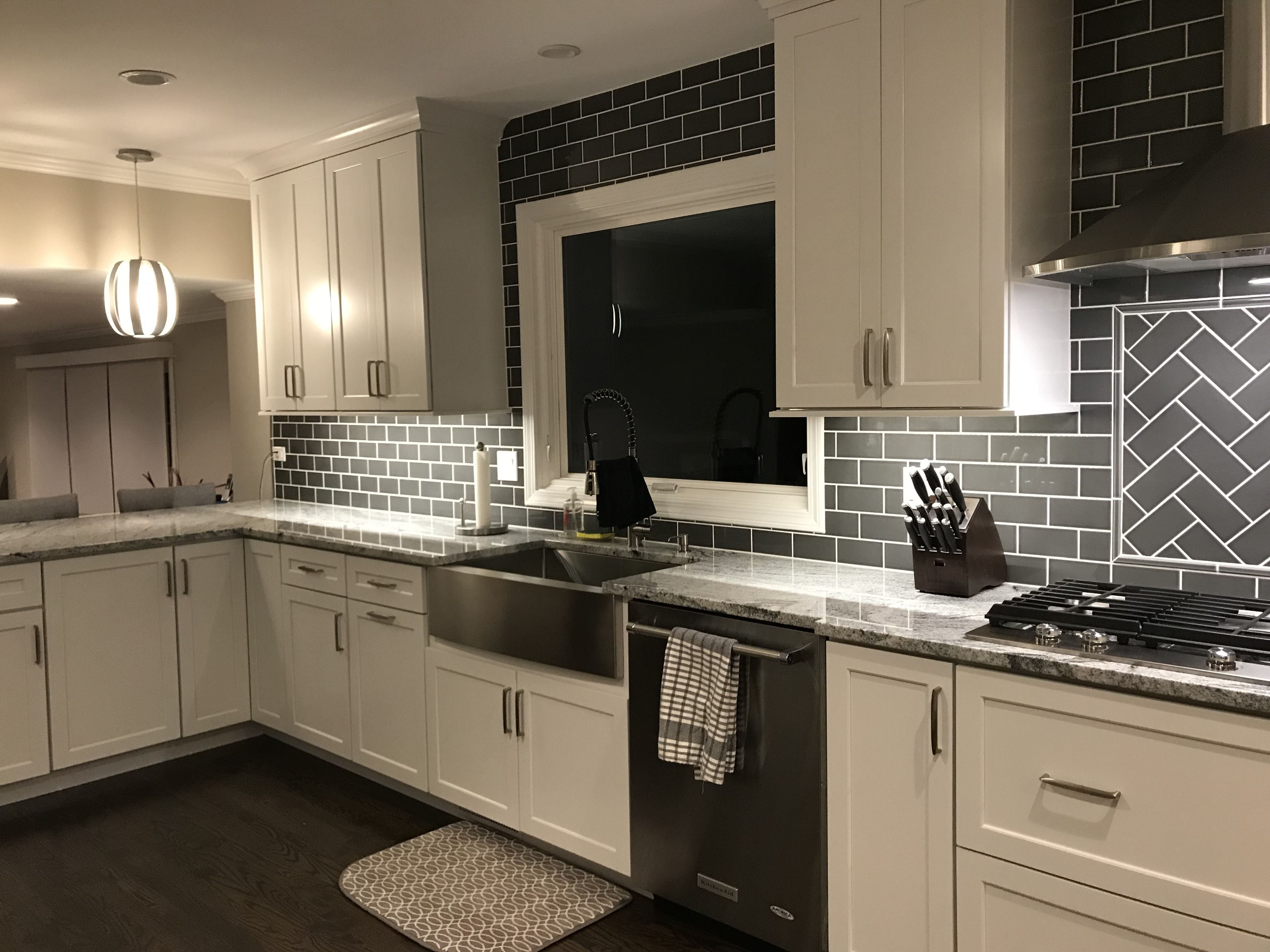 Kitchen remodel includes new pella awning window new kraus kitchen remodel includes new pella awning window new kraus stainless steel farmhouse sink new dailygadgetfo Choice Image