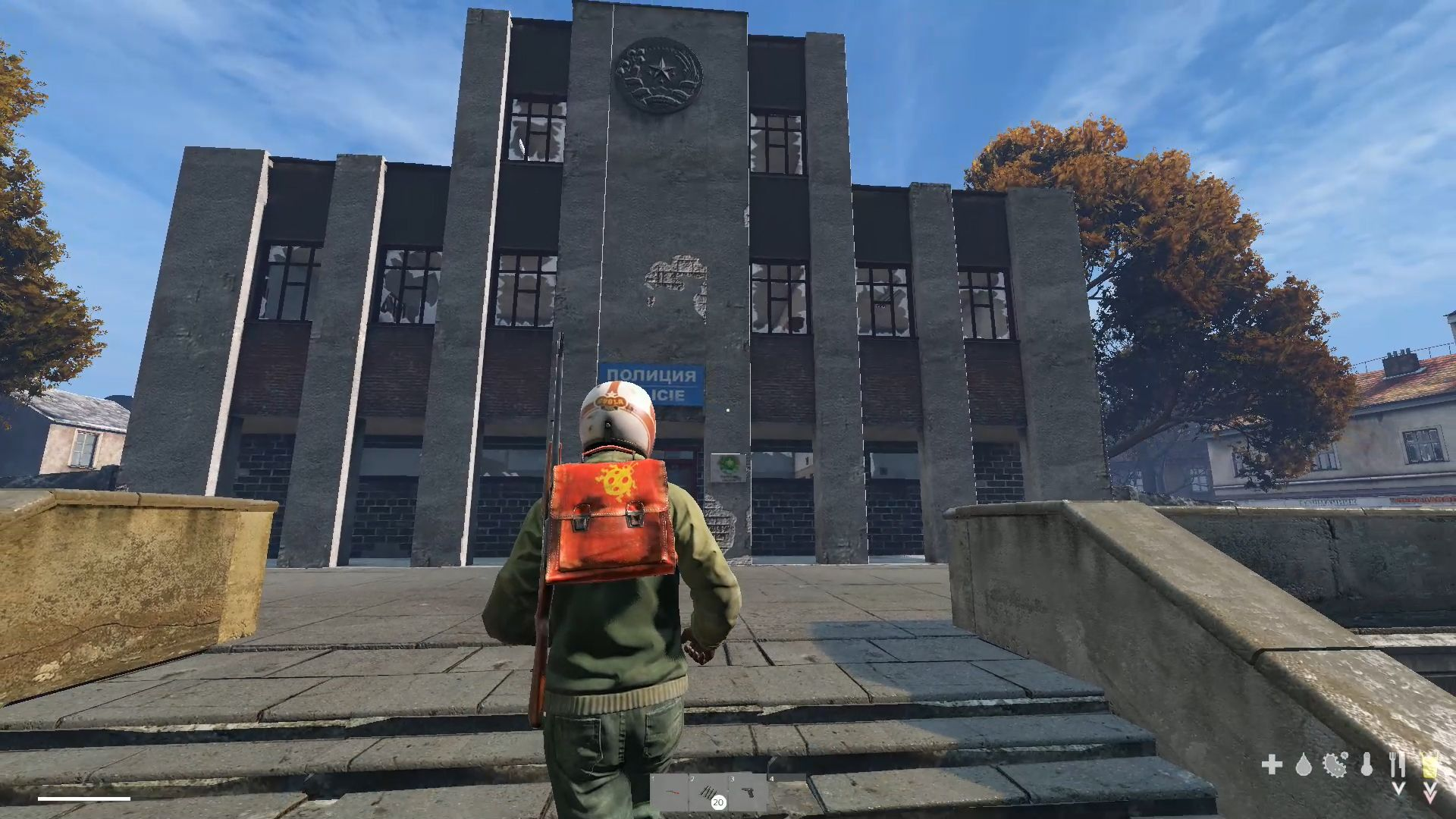 The New Police Station In Cherno Dayz With Images Police