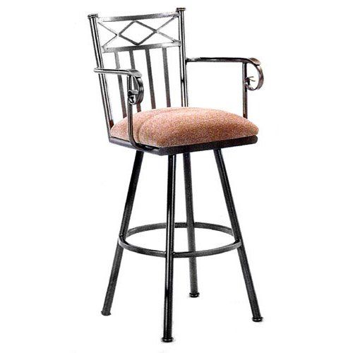 Have To Have It Tempo 30 Inch Arlington Swivel Bar Stool With Arms