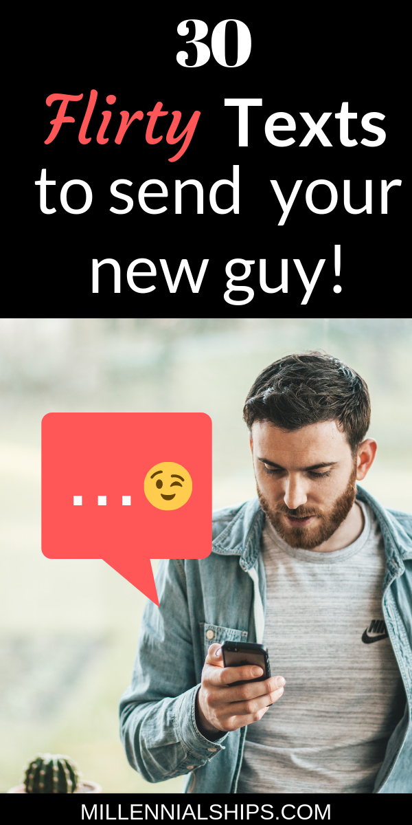 Get your text game on with these 30 flirty texts