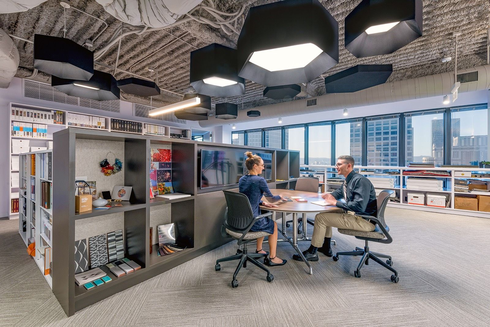 A Tour Of Dlr Group S New Los Angeles Office Downtown Los Angeles Design Firms And Los Angeles