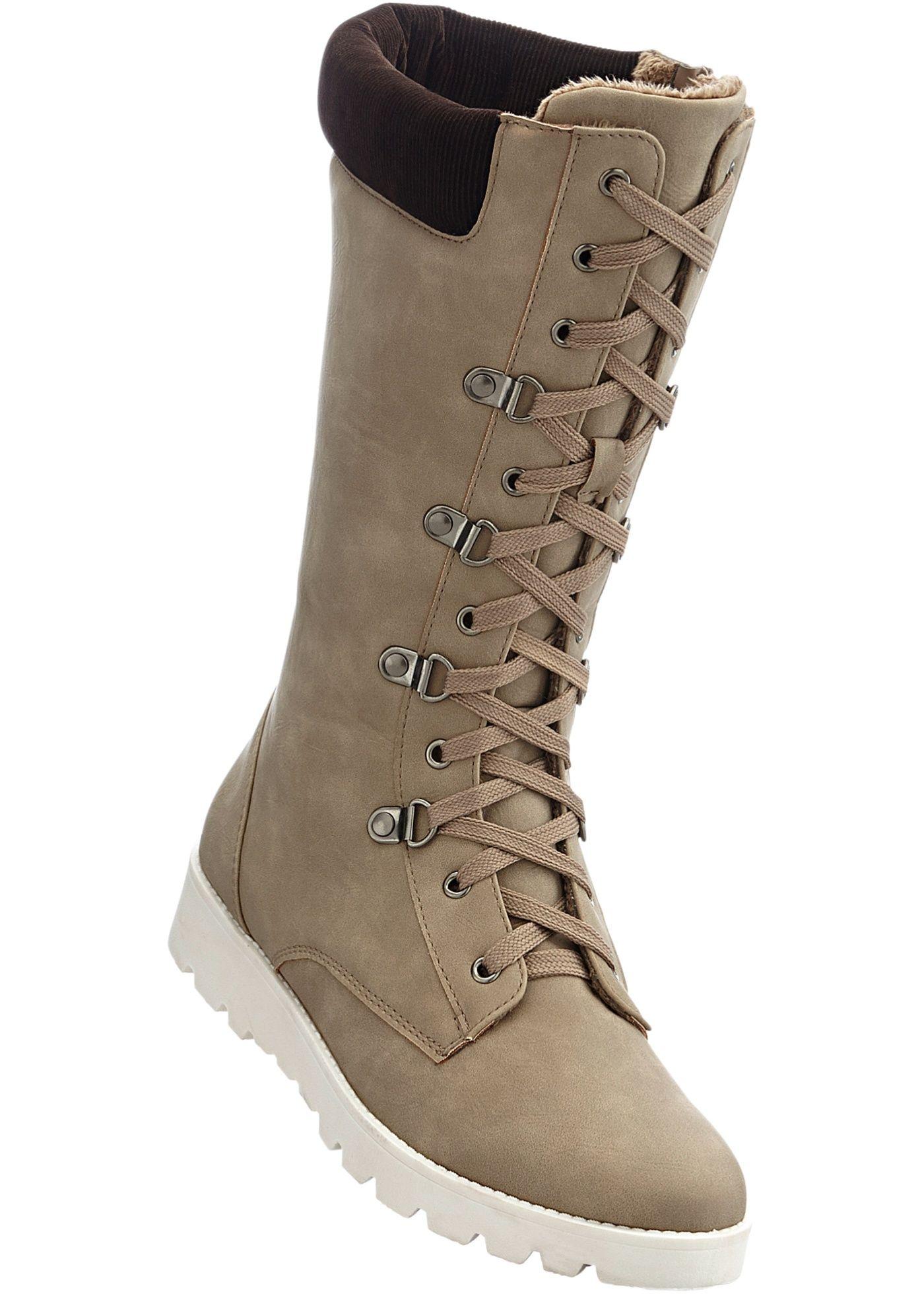 Ein praktischer Schuh für Wind und Wetter ist dieser