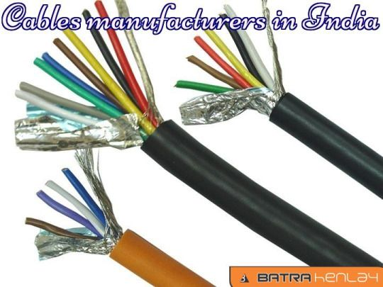 Electrical Wires & #CablesmanufacturersinIndia Wires Suppliers ...