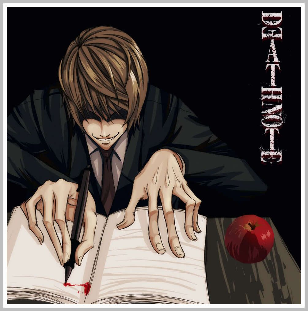 40 Reference Of Light Death Note Light Turner In 2020 Death Note Light Death Note Anime