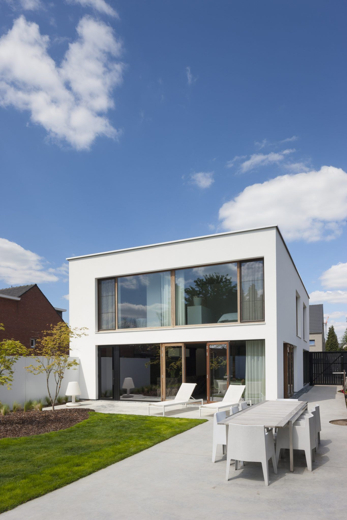 Nieuwbouw 57 – Christophe Baetens | Project House | Pinterest | Haus ...