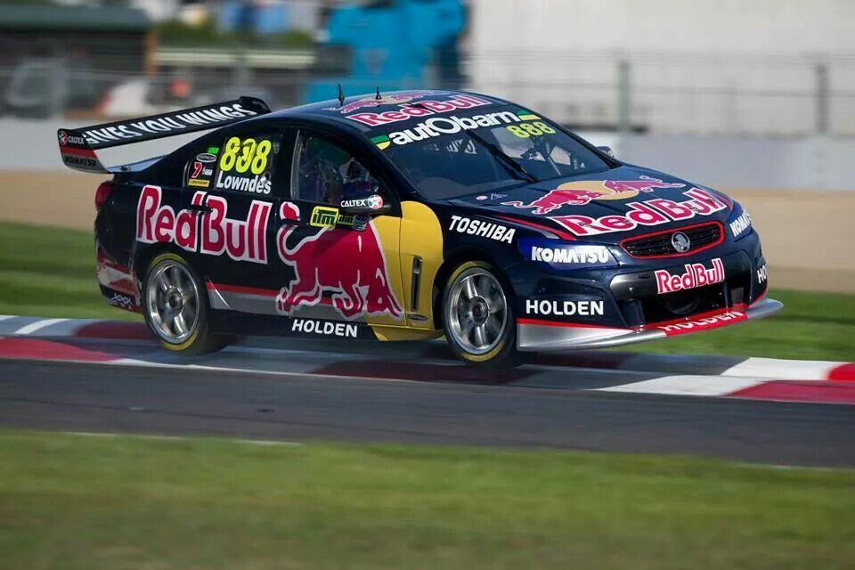 Go Lowndesy, go. Australian v8 supercars, Super cars