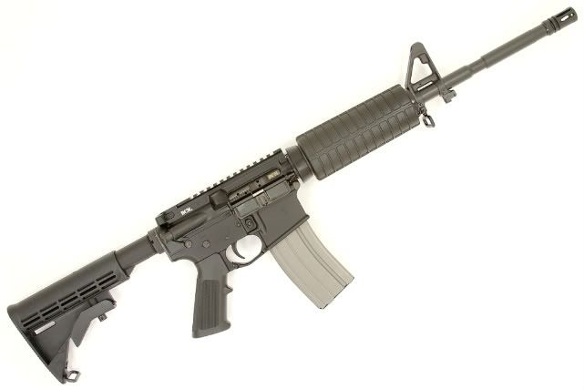 My BCM M4 Carbine AR15 Bravo Company