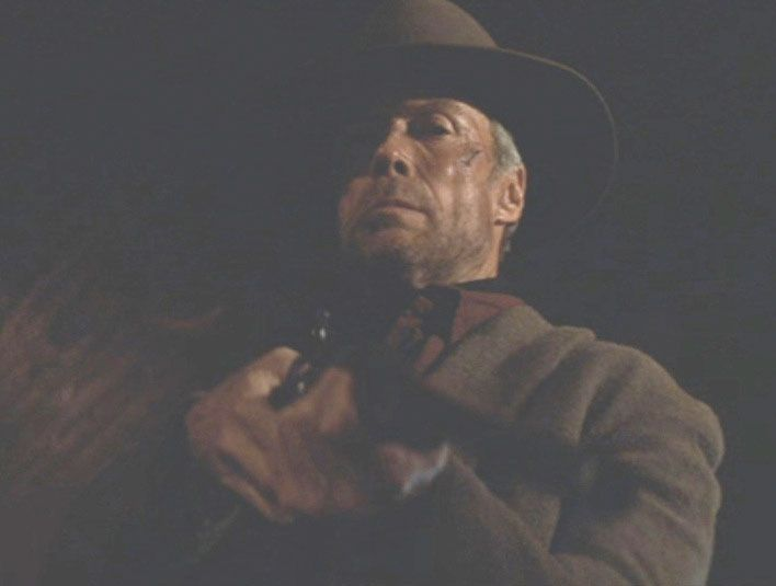 """For A Few Dollars More Quotes: """"Deserve's Got Nothing To Do With It."""" -From The"""