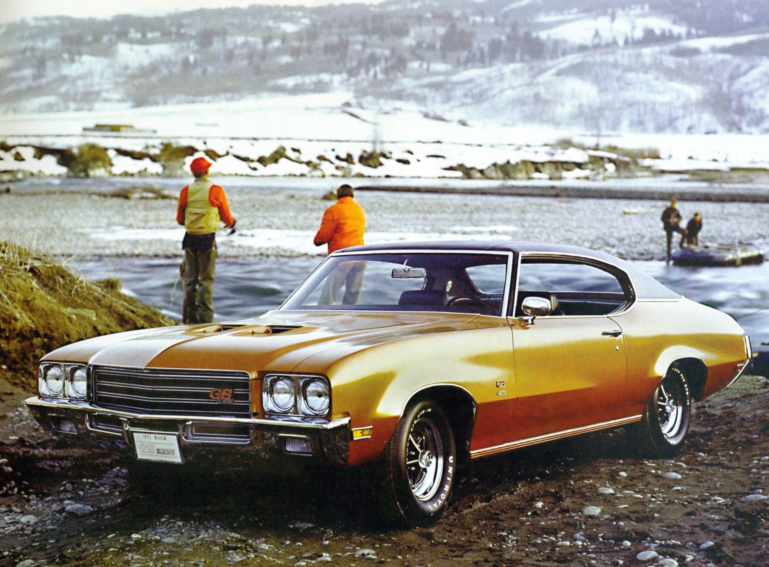 Buick gs 455 http www musclecardefinition com