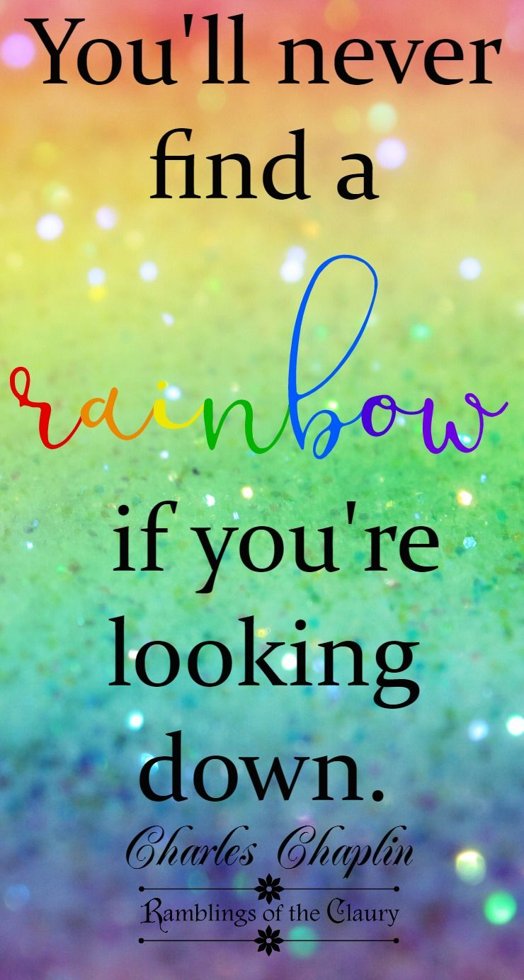 Look Up Meant To Be Quote Rainbow Smile Quotes If You Paraphrase A Do Oyu Need Quotations