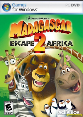 Madagascar Escape 2 Africa Free Download PC Game | Free