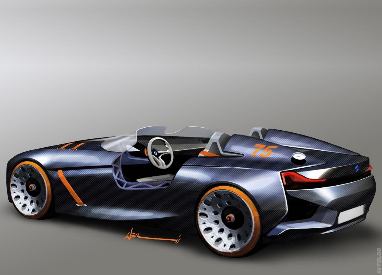 2011 BMW 328 Hommage Concept   Car sketches   Pinterest   Bmw 328 ...