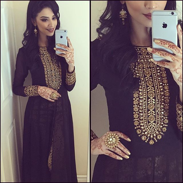 what to wear in engagement of sister