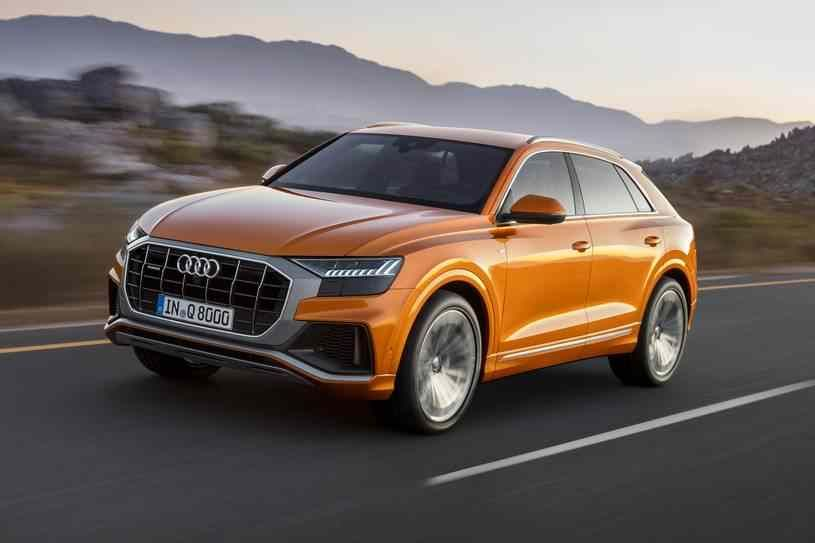 أودي Q8 2019 Luxury Suv Audi Luxury Cars