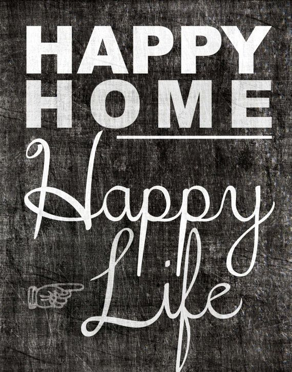 Achieve a happy home & a happy life by first having a healthy home! #health #life #happiness #homes