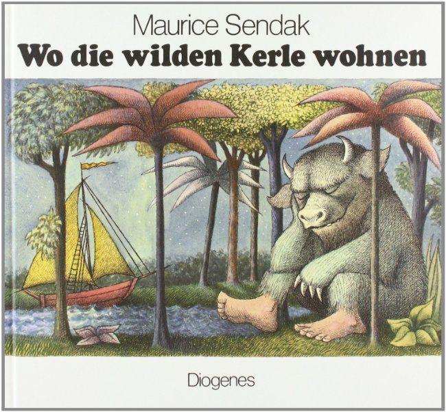 Wo die wilden Kerle wohnen:Amazon.de:Bücher