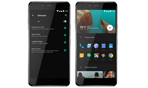 Harga OnePlus X, HP Oxygen OS