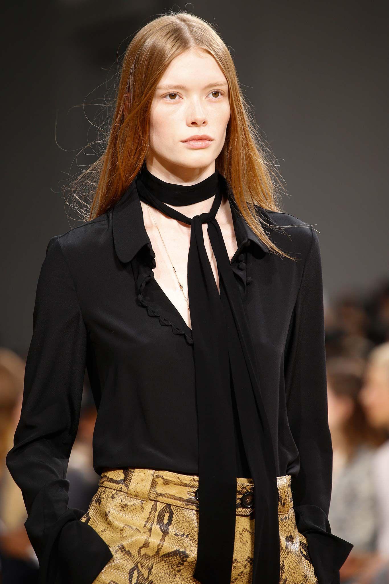 Chloé - Fall 2015 Ready-to-Wear - #womenswear #runway #paris #winter #pfw #catwalk