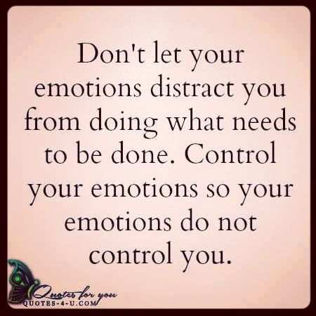 Control Your Emotions Self Control Quotes Emotional Quotes Wise Quotes