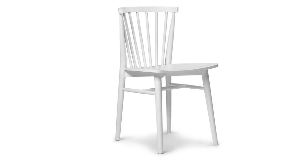 Rus White Dining Chair White Dining Chairs Walnut
