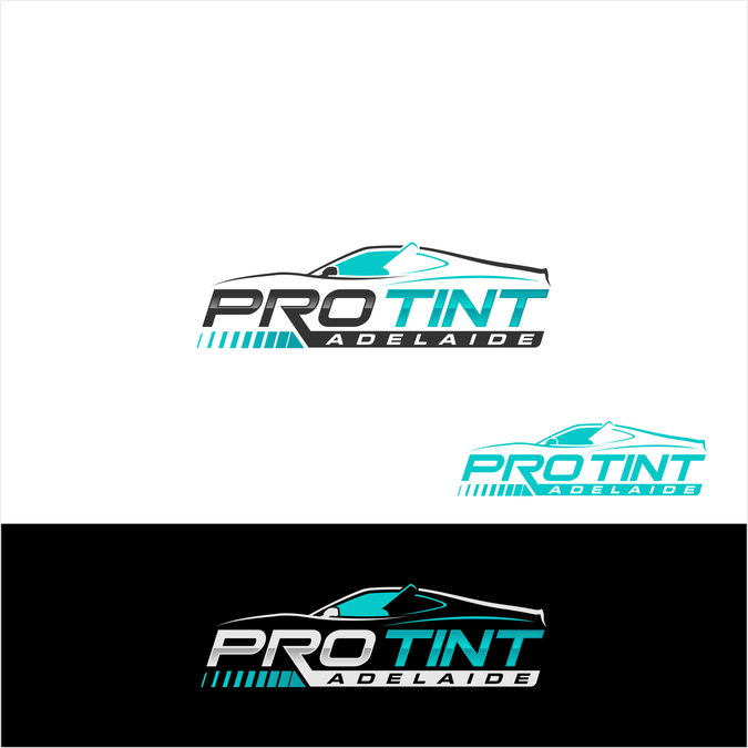 Window Tinting Company Logo