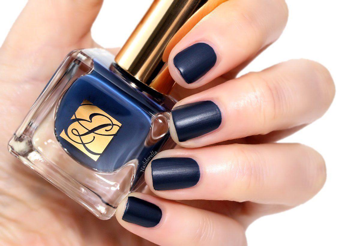 Estée Lauder - Matte nail polishes   Nailderella   Beautiful Nail ...