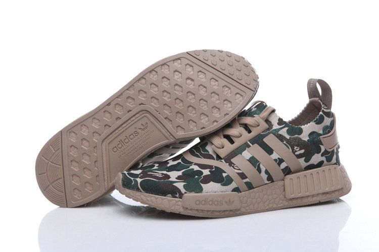 d45b0c614 Free Shipping Only 69  adidas NMD Runner Camo Army Green