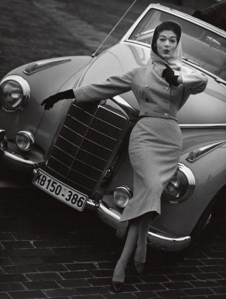 L'auto, la mode