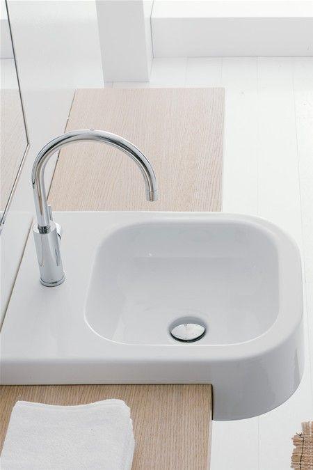 NEXT 40D - Washbasin 41x50