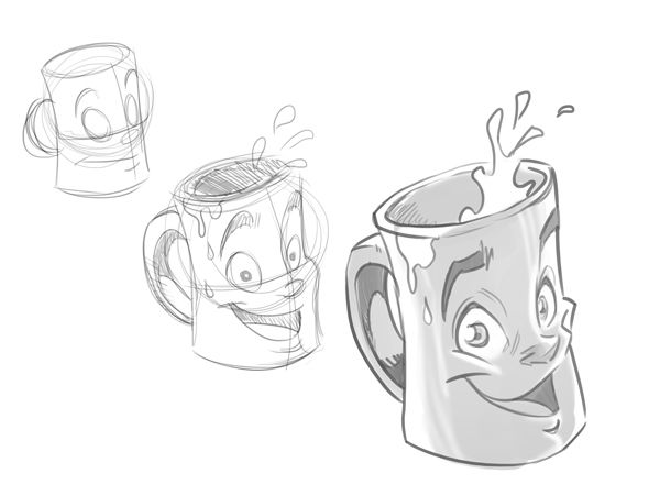 Character Design Fundamentals : Cartoon fundamentals how to draw a body