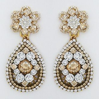 Venus statement chandelier earrings chandelier earrings venus statement chandelier earrings mozeypictures Image collections