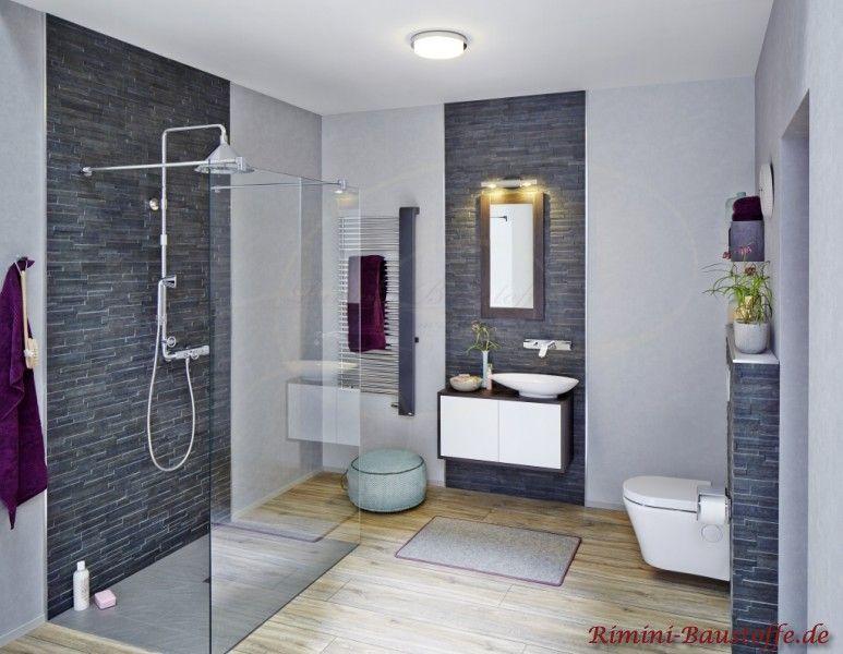 Edel In Schwarz Welches Badezimmer Sieht Dann Nicht Hochwertig