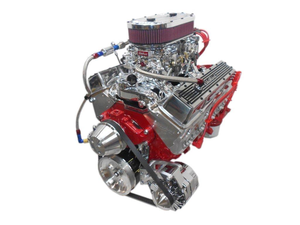 Chevy 350 with 445hp and dual quads http enginefactory com horsepowerchoices