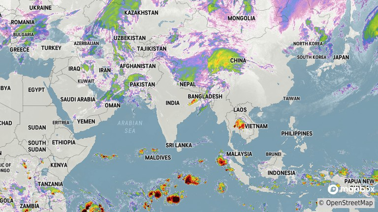 World Satellite In 2020 Map Weather Map Seismic