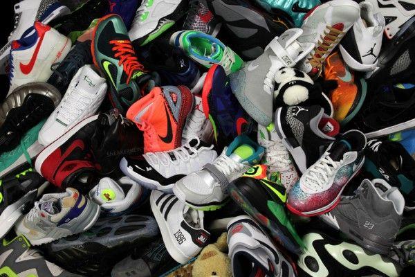 top five sneaker brands