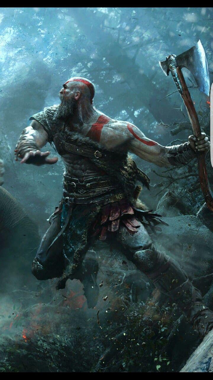 Kratos God Of War No Girls Allowed Pt 2 God Of War Kratos God