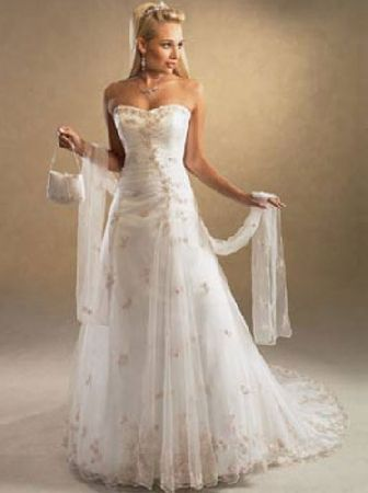 images of cute wedding gowns