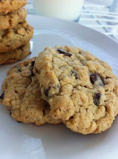 The Art of Comfort Baking: Chocolate Chip Oatmeal Cookies