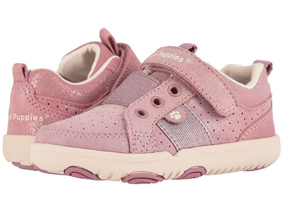 Hush Puppies Kids Jesse Toddler Little Kid Girl S Shoes Rose En 2020 Zapatos Para Ninas Jesse Ninos
