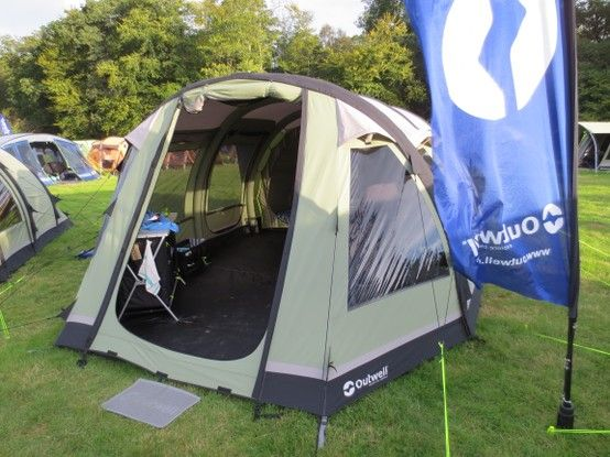 Outwell Concorde L - Inflatable polycotton tent. Easy to pitch and great quality. & Outwell Concorde L - Inflatable polycotton tent. Easy to pitch and ...