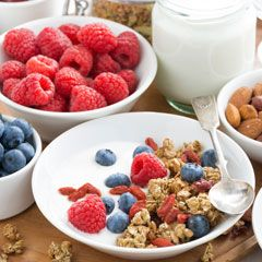 When it comes to choosing a nutritious snack to tide you over, there are three things you need in the equation: Protein + Fat + Fibre. Here's why.