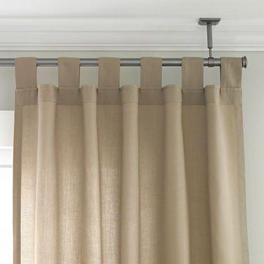 Studio Ceiling Mount 3 4 Curtain Rod Set 80 120 For 45 Via