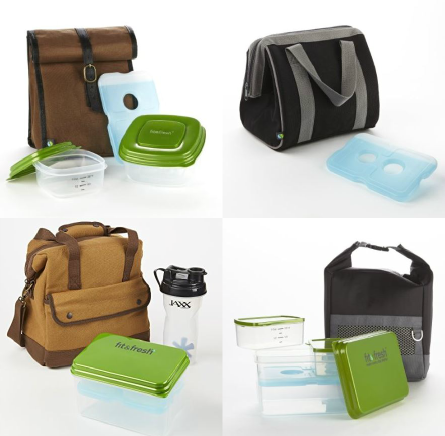 Versatile And Durable Lunch Bags For