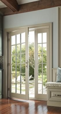 Craftsman Bungalow Architectural Style Considerations Single Patio Door French Doors Exterior Hinged Patio Doors